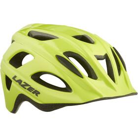 Lazer Nut'Z Helmet Juniors flash yellow